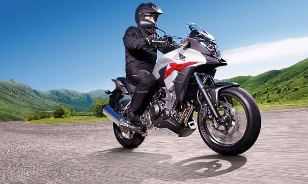 Honda CB 500 X: Trail para el A2