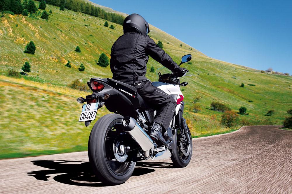 Honda Cb 500 X Trail Para El A2 Club Del Motorista Kmcero