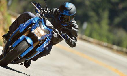 Suzuki GSX-S 1000: Naked, deportiva y para todos