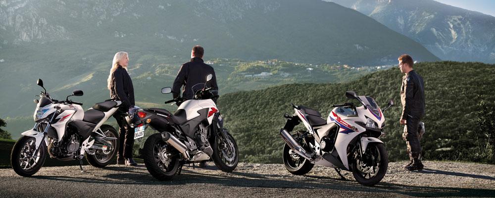 Todas las Honda CB 500 2016