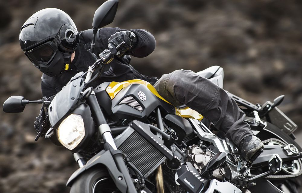 Yamaha MT 07: Naked superventas
