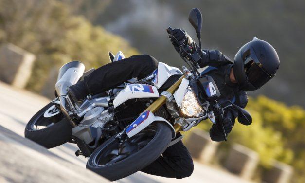 BMW G 310 R: Una moto naked y roadster para el A2