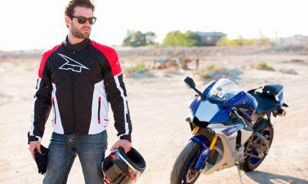 Chaqueta Brave para moto de AXO, versátil y funcional