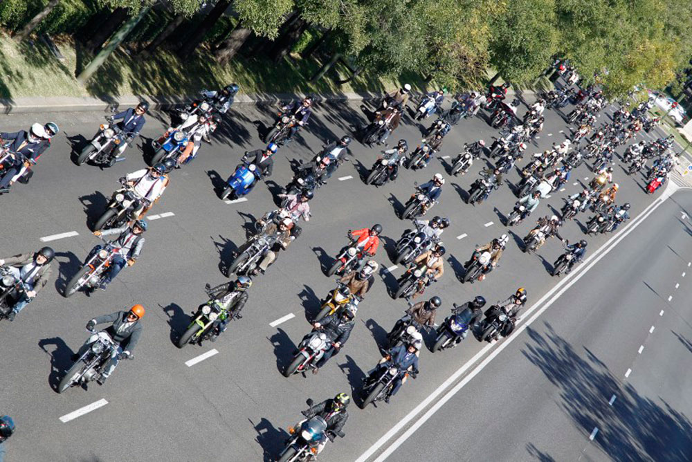 Distinguished Gentleman's Ride Madrid