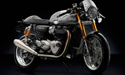 Accesorios Rizoma para las Triumph Thruxton y Bonneville