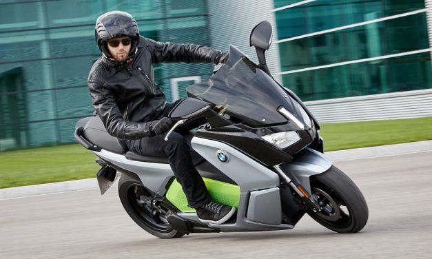 BMW C Evolution: el scooter eléctrico se renueva