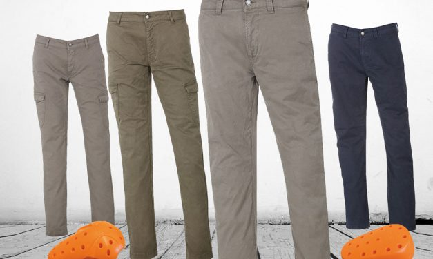 Pantalones Leonchino y LeoCargo de Tucano Urbano