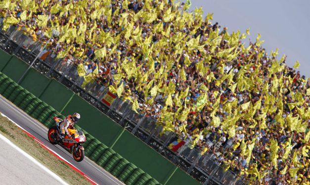 Dani Pedrosa vuelve en el Gran Premio de San Marino