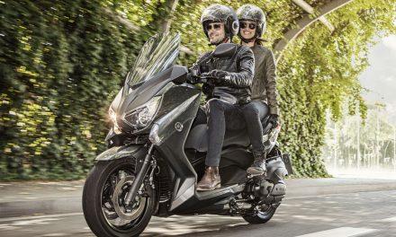 Yamaha X Max 400: Scooter de amplio espectro