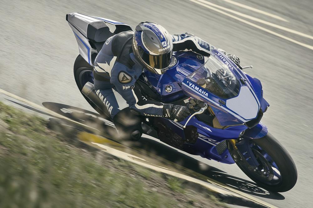 Yamaha YZF R1 M