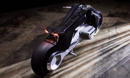 La moto del futuro por BMW en vídeo