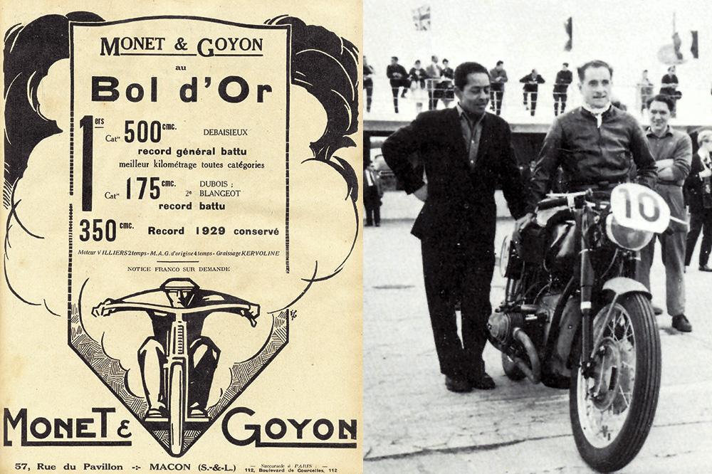 Bol D'Or carreras motos Francia