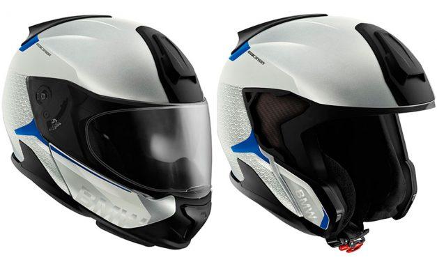 Cascos y sistema de comunicación Motorrad BMW 2017
