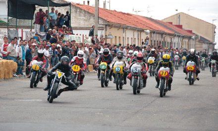 La Bañeza y las carreras urbanas de motos