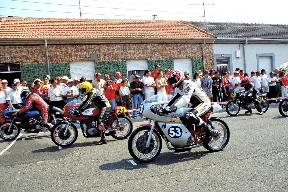 La Bañeza carreras de motos
