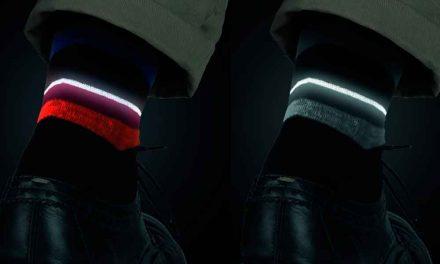 Calcetines reflectantes Pippi de Tucano Urbano