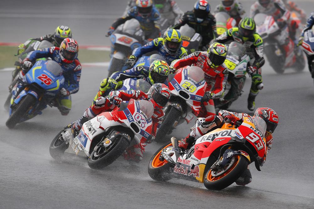 Carrera de MotoGP del GP de Malasia