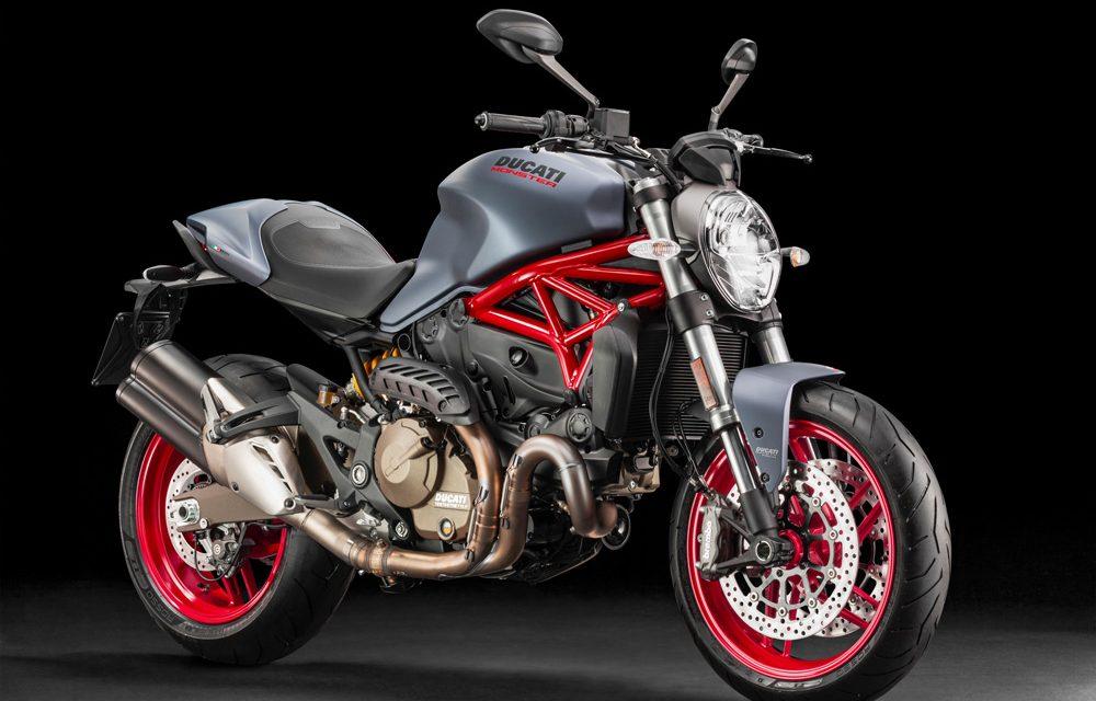 Novedades Ducati 2017