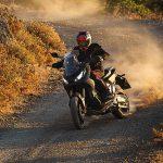 Honda X ADV: Scooter trail en vídeo