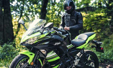 La Kawasaki Ninja 650 en Vídeo