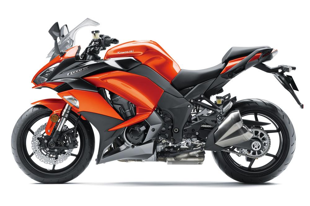 Kawasaki Z 1000 SX