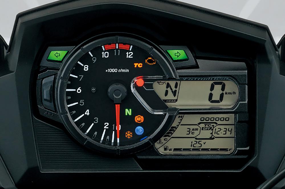Suzuki V Strom 650 Cuadro de Instrumentos