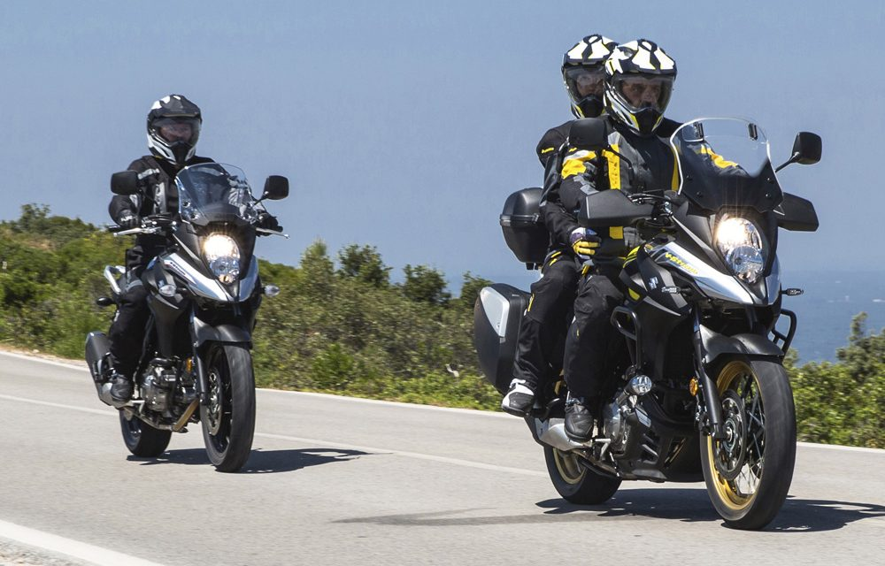 Suzuki V Strom 650: Una moto de trail eterna