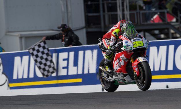 Crutchlow logra la segunda victoria de la temporada en MotoGP en Australia