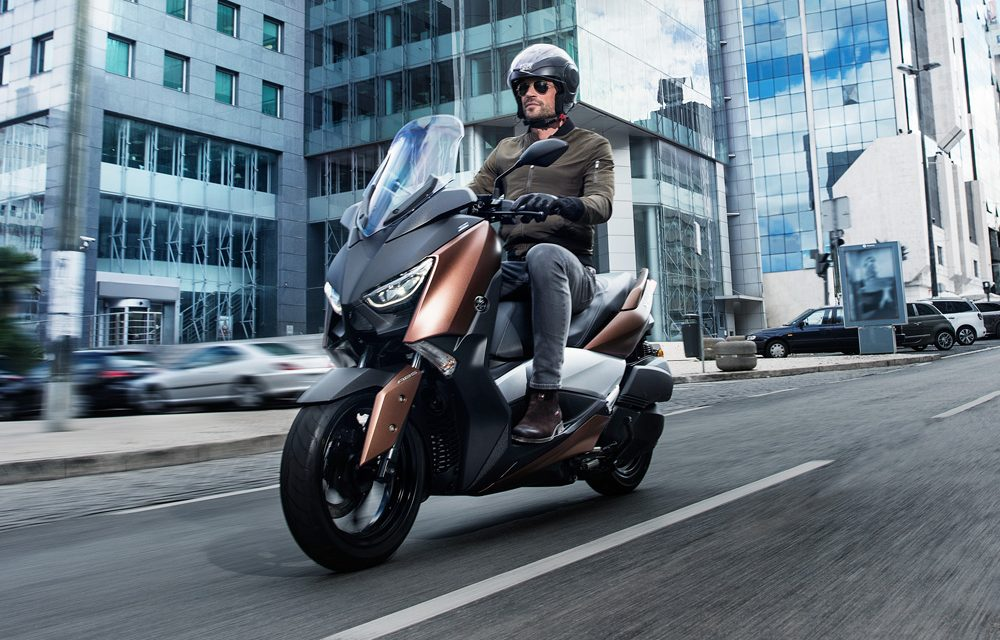 Yamaha X Max 300
