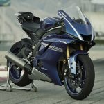Vídeo de la Yamaha YZF R6 2017