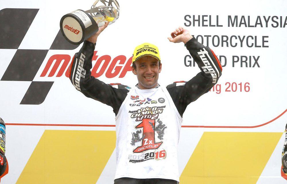 Johann Zarco, Campeón del Mundo de Moto2