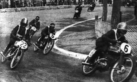 Monjüic 1951, primera participación Española en el Mundial de Motociclismo