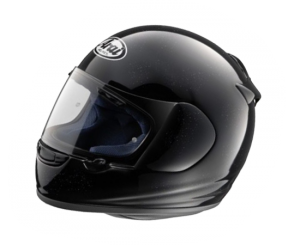 Casco Arai Black