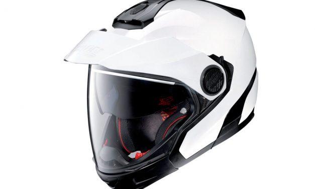N40.5 GT, el nuevo casco crossover de Nolan