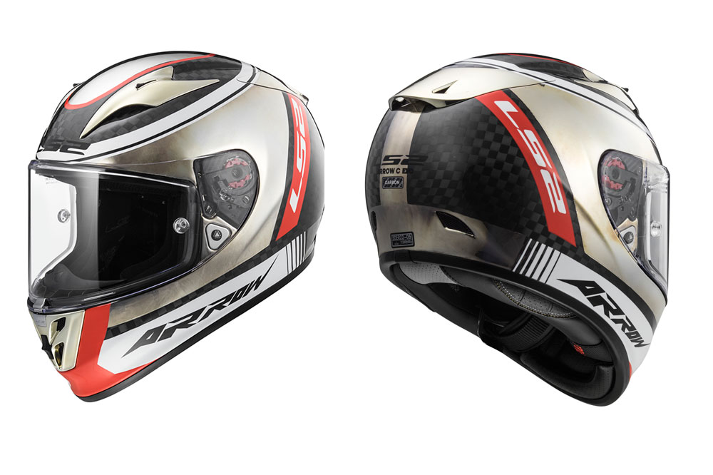 Casco integral Arrow Evo LS2 Helmets