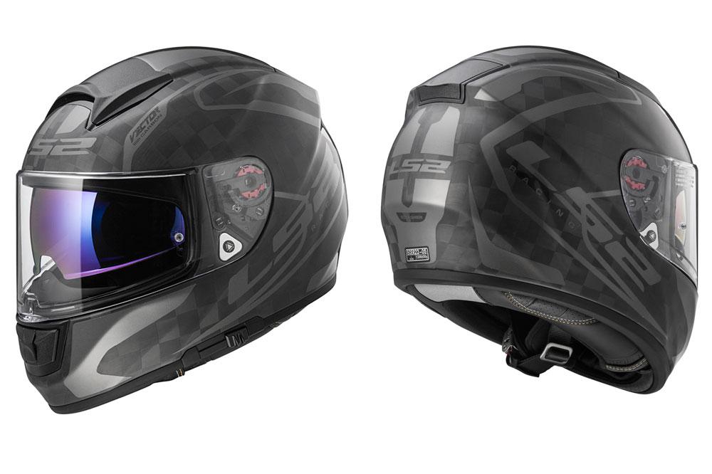 Casco integral VECTOR C FF397 LS2 Helmets