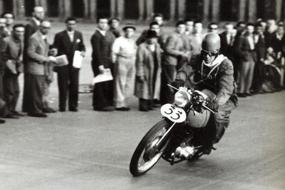 Milano-Taranto, la carrera más larga de la historia