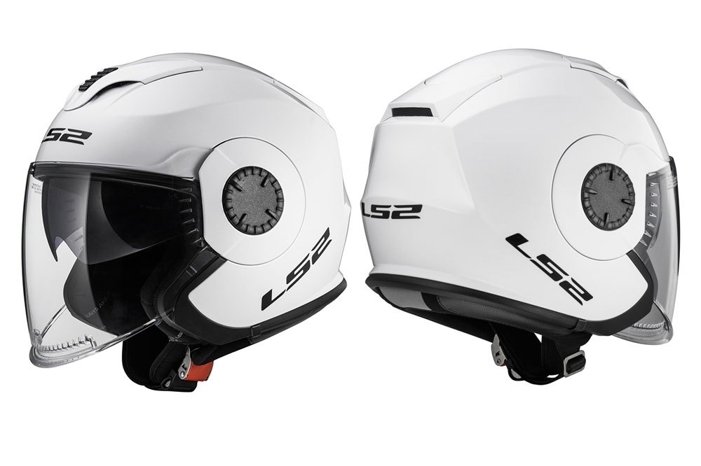 Casco jet Verso OF570 LS2 Helmets
