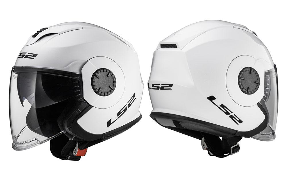 Casco jet Verso OF570 LS2 Helmets