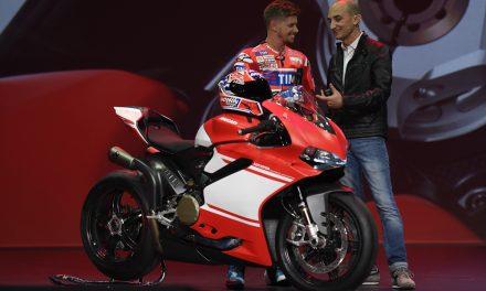 Vídeo de la Ducati 1299 Superleggera