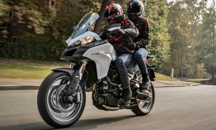 Ducati Multistrada 950 en vídeo