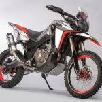 Africa Twin Enduro Sports