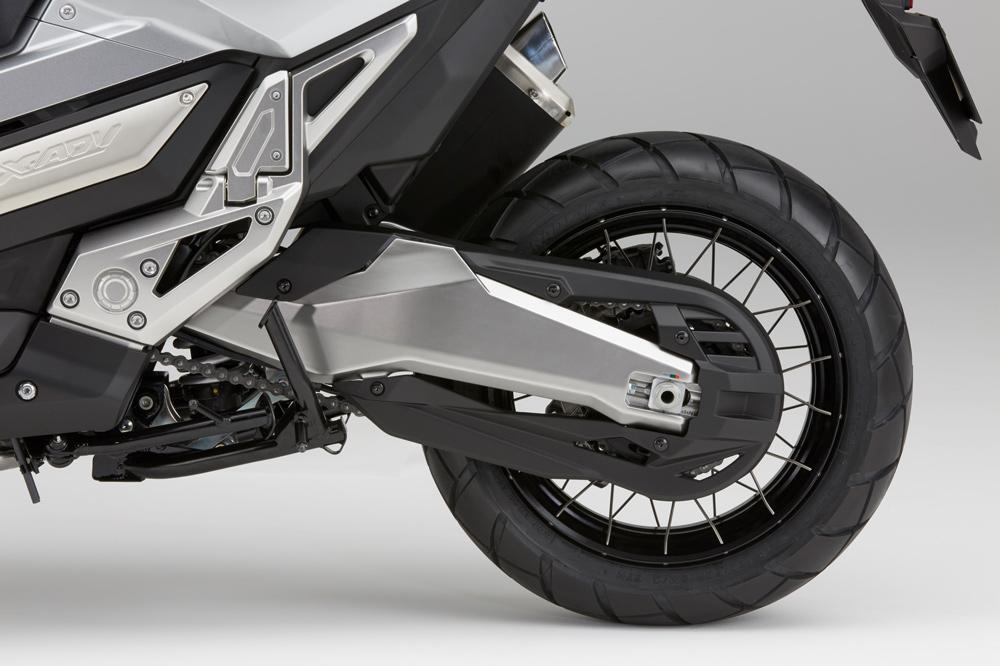 Transmisión secundaria del Honda X ADV