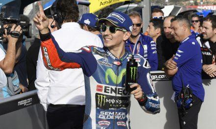 GP Valencia MotoGP: Lorenzo se despide de Yamaha a lo grande