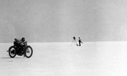 Bonneville, el desierto salado de los récords