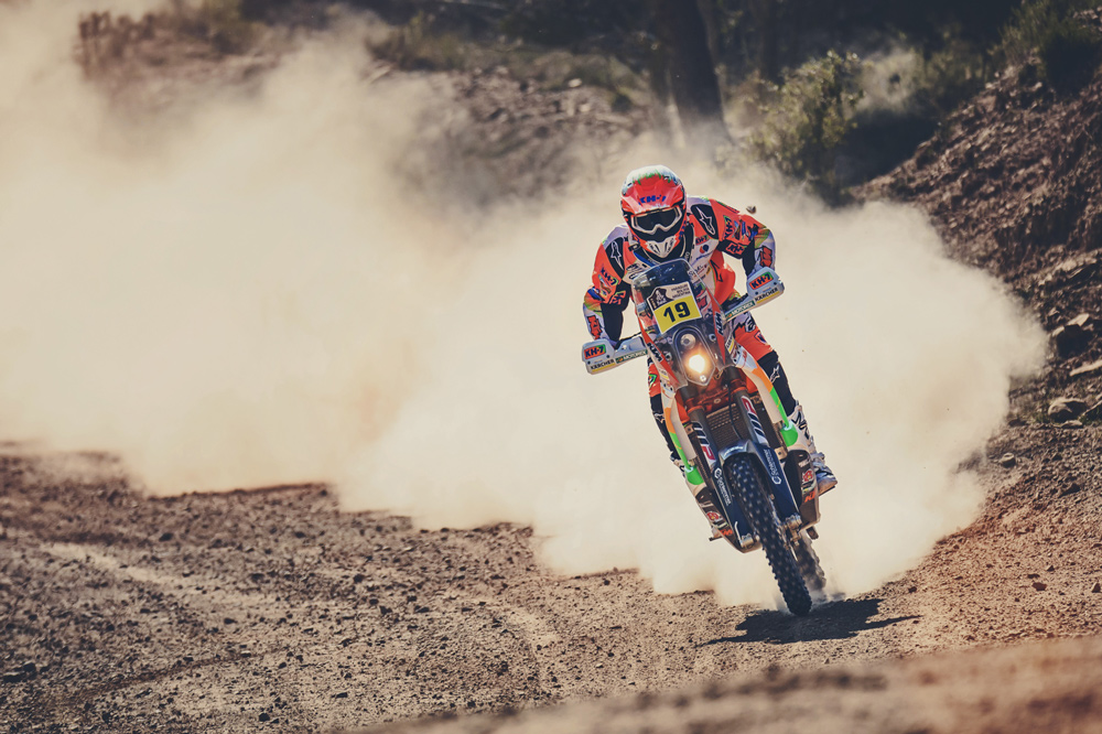 Laia Sanz Rally Dakar