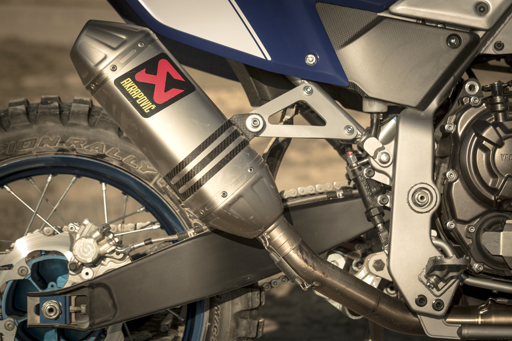 Yamaha T7 Concept Escape Akrapovic
