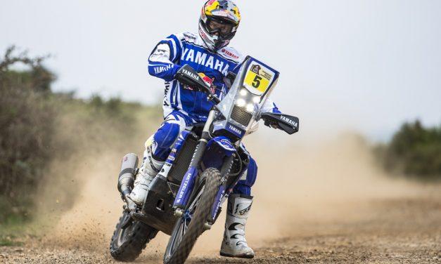 Yamaha WR 450 F Dakar 2017