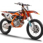 KTM 450 y 250 SX F Factory Edition