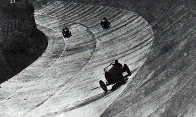 El circuito oval de Terramar